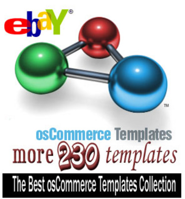 Product picture More 230 osCommerce Template Collections